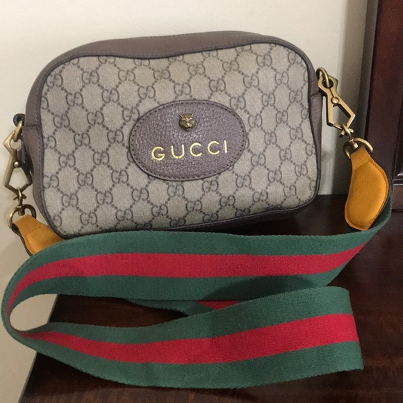 b2434901a9cdd4 Gucci Bags | Authentic Gg Supreme Messenger Bag | Poshmark